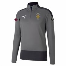 Royal British Legion Puma Goal Training 1/4 Zip Top – Grey/Asphalt Adults 2020
